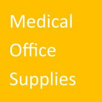 Shop Medical Office Supplies