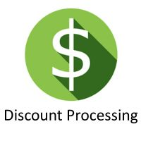 Discount Processing Programs