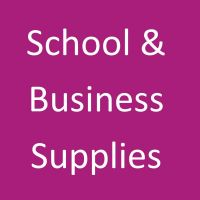Shop School and Business Supplies